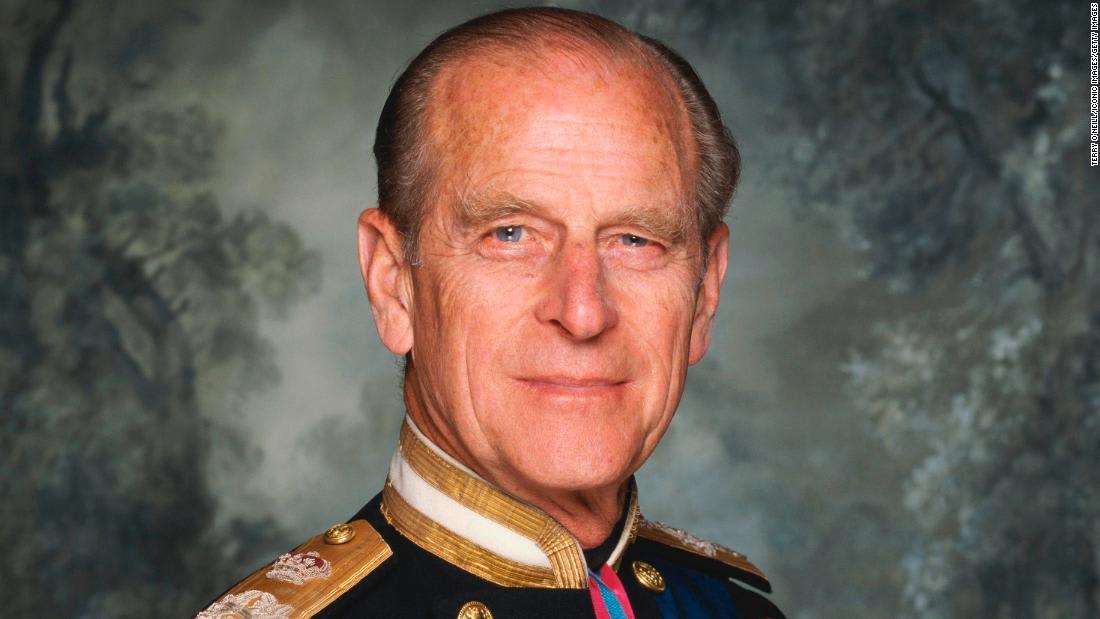 Prince Philip: Decades in public life
