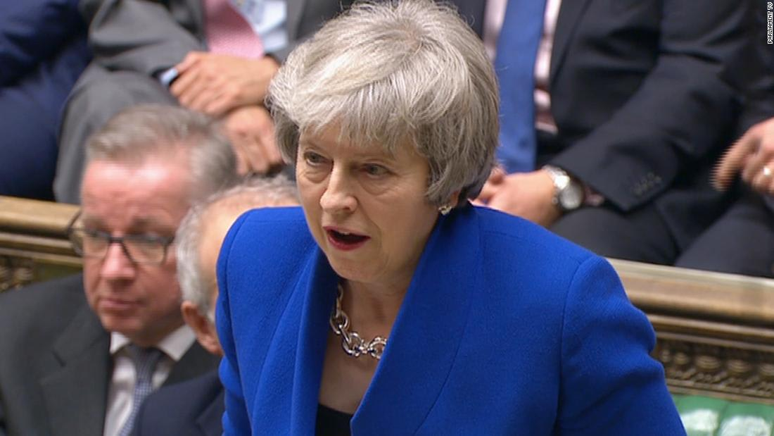 May staggers on after UK government survives confidence vote
