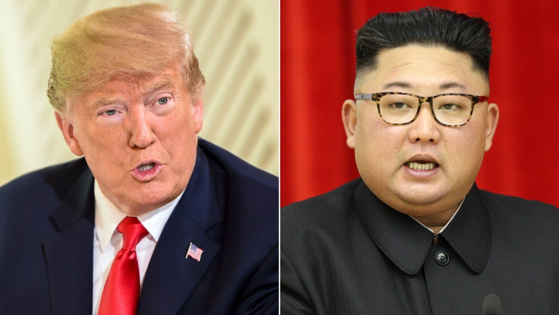 'Just a quick hello': Trump's DMZ invitation to Kim Jong Un hangs in the air