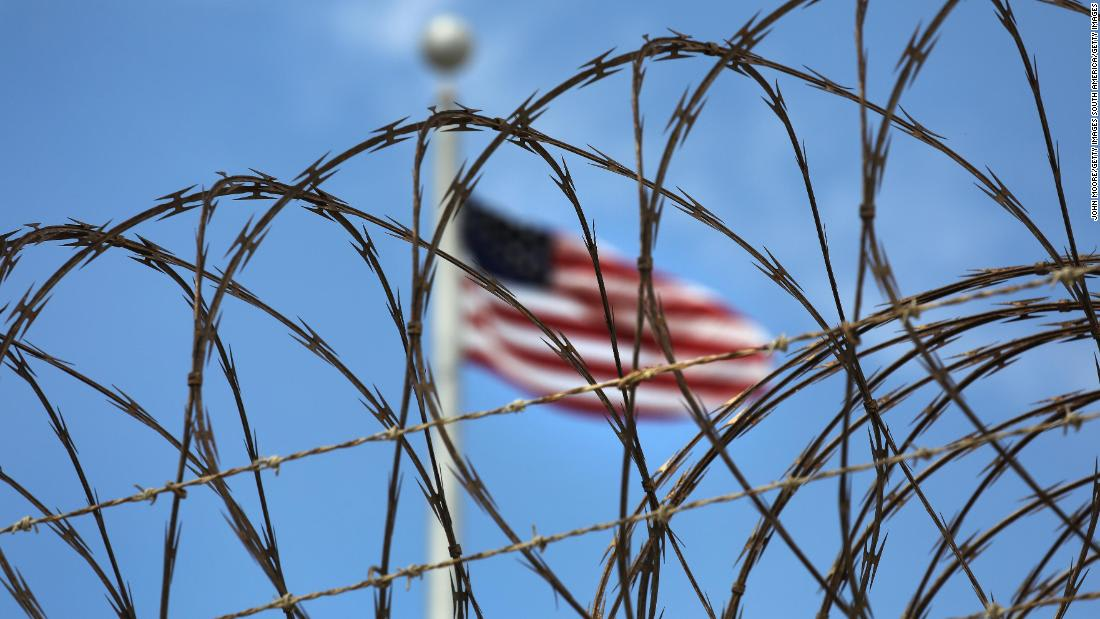Plan to vaccinate Guantanamo Bay detainees against Covid-19 has been paused
