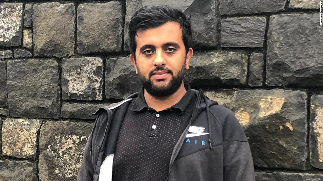 He fled Afghanistan, only to see death in Christchurch