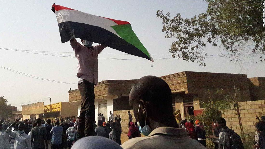 Inside the crackdown on protests in Sudan - CNN Video