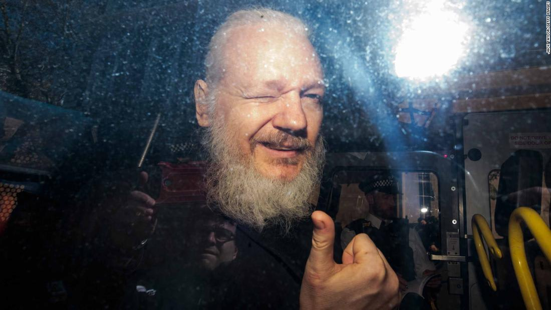 Julian Assange's arrest could end as a test for press freedom
