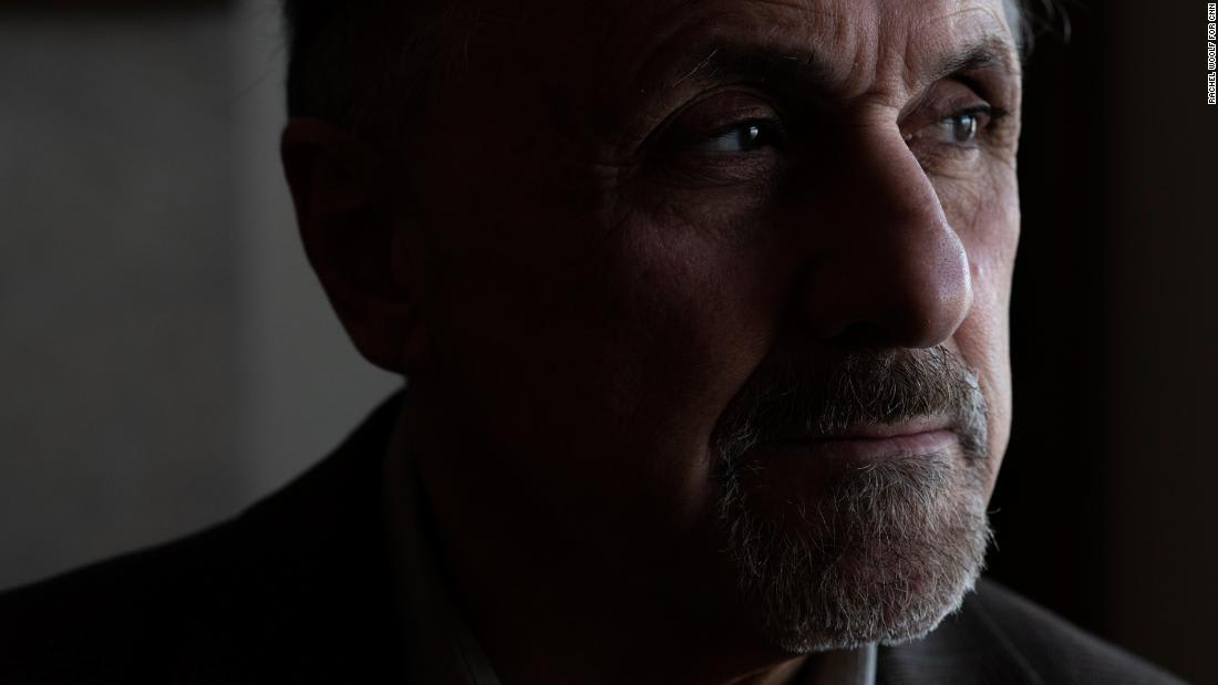 20 years after Columbine, former Principal Frank DeAngelis is still learning how to move on