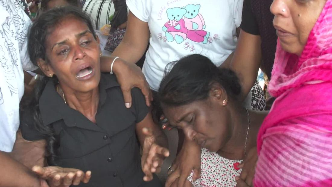 Family's memorial a scene of unimaginable grief - CNN Video