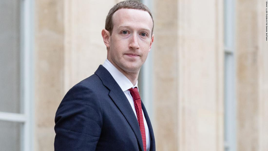 Mark Zuckerberg to speak at Aspen Ideas conference about privacy and regulation