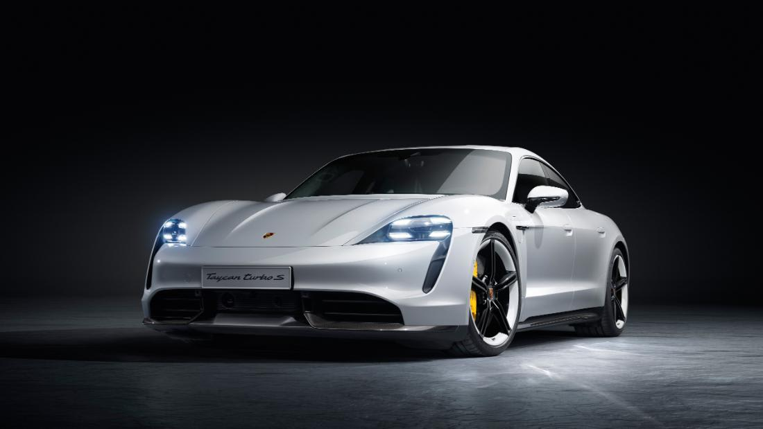 See Porsche's first ever electric car - CNN Video