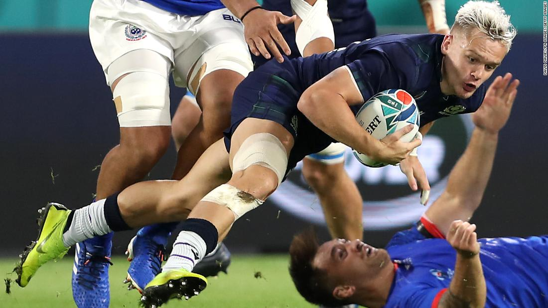 Rugby World Cup 2019 in pictures