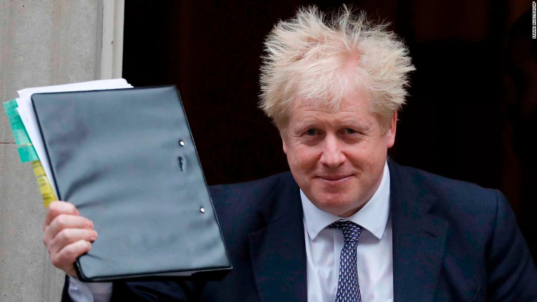 Boris Johnson's election call is an admission he's run out of Brexit options