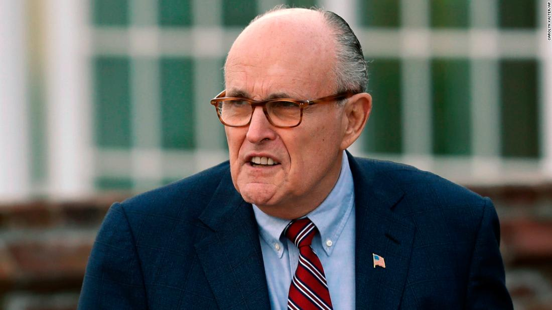 The 'Giuliani factor' that might condemn Trump to impeachment