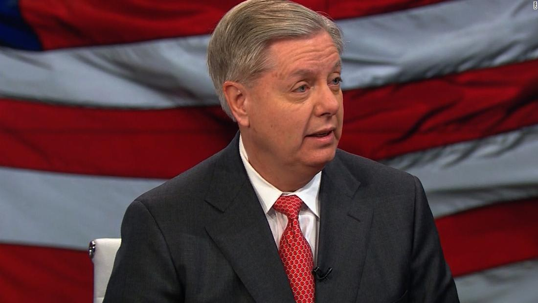 Lindsey Graham isn't listening to 'quid pro quo' - CNN Video