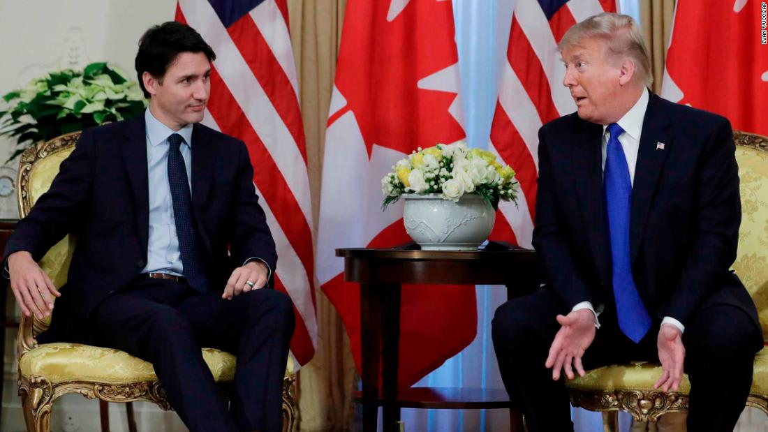 Fact check: Trump makes at least 21 false claims at NATO meetings