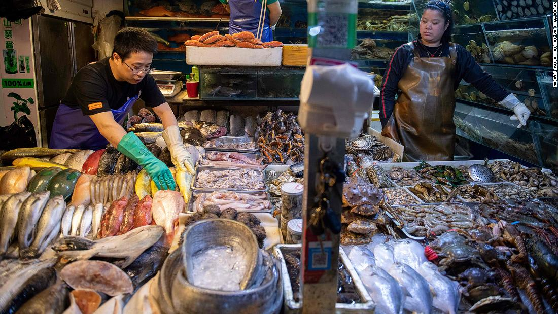 China's wet markets are not what some people think they are