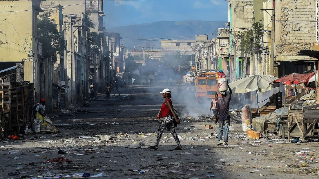 Ten years after a devastating earthquake, some Haitians say they're losing hope