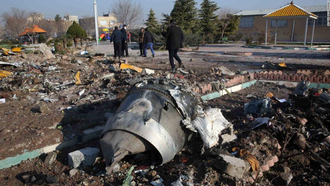 Boeing faces more trouble after crash of a Ukrainian 737 jet in Iran