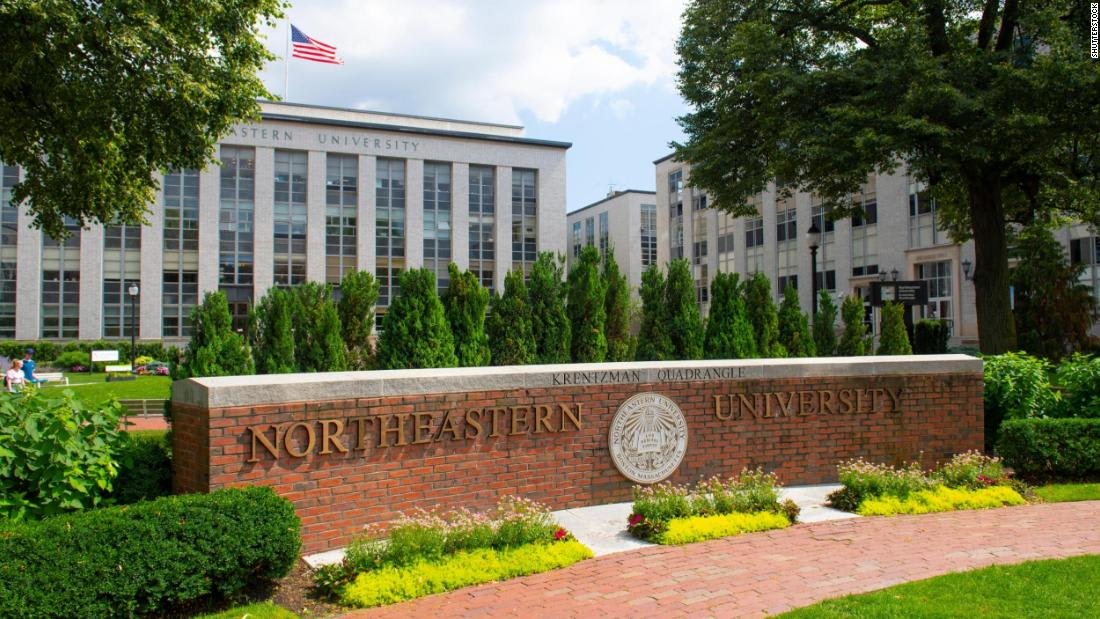 Northeastern University dismisses 11 students for violating the school's public health protocols