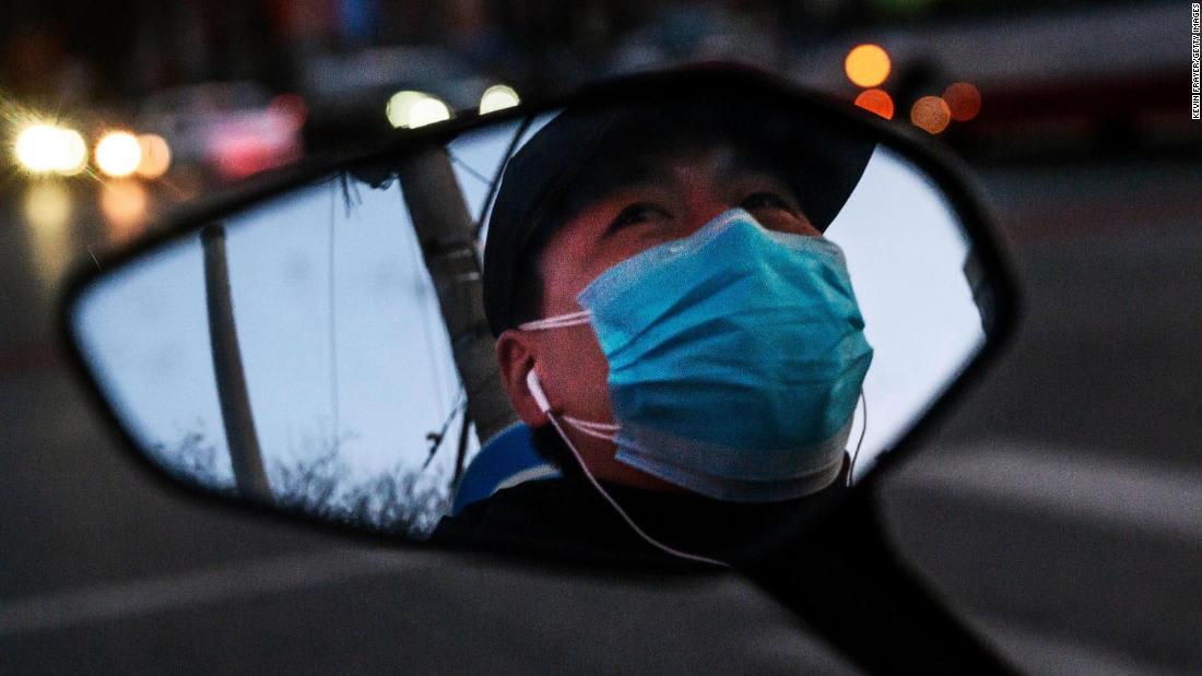 China is struggling with coronavirus disinformation