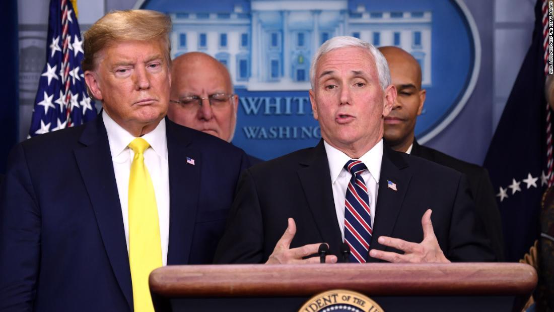 Trump scare shows no American is immune from coronavirus risk