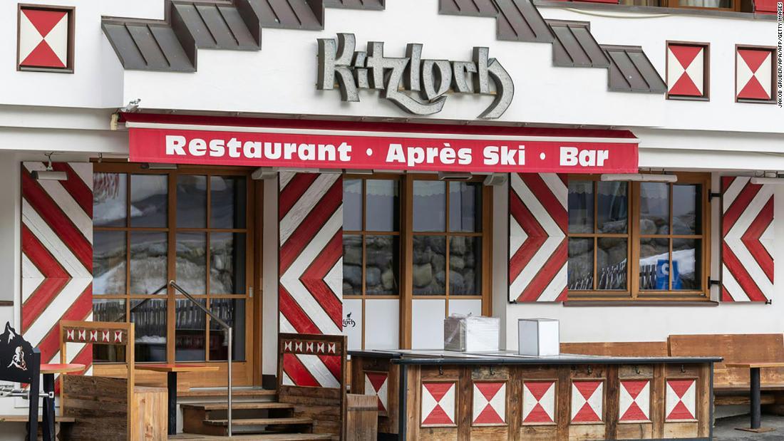 How an Austrian ski resort helped coronavirus spread across Europe