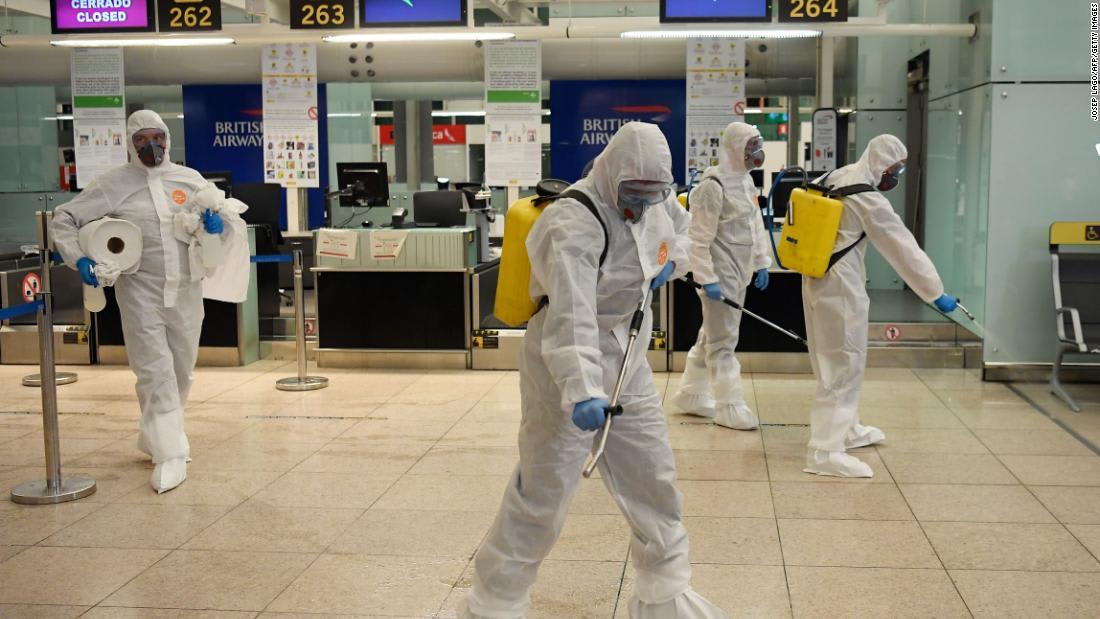 Spanish FM: COVID-19 pandemic 'a wake-up call' - CNN Video