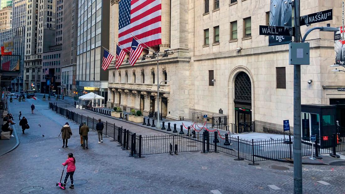 US stock futures point to further recovery after second strong day for Wall Street