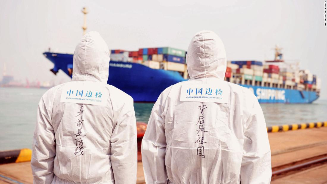 China to test 9 million people as coronavirus cluster detected in Qingdao