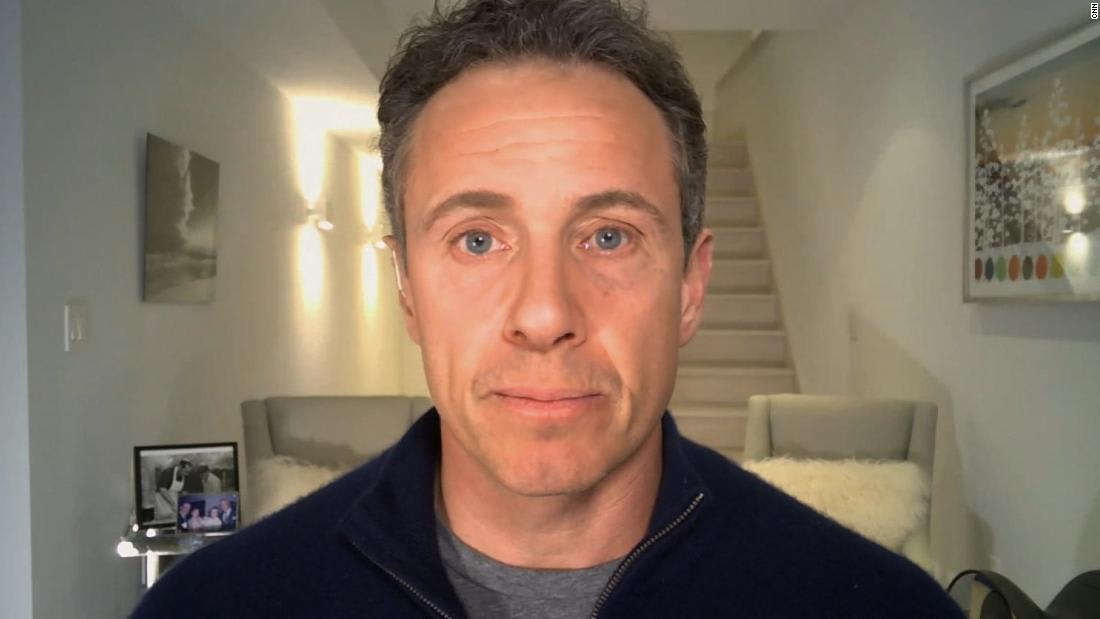 Wife of CNN anchor Chris Cuomo is diagnosed with coronavirus