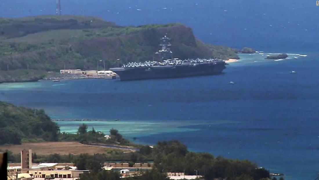Sailor aboard USS Theodore Roosevelt dies of coronavirus