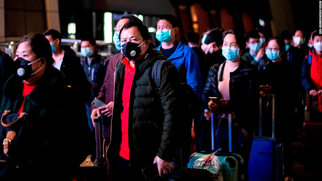 China lifts lockdown on Wuhan as city reemerges from coronavirus crisis