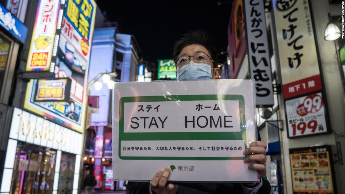 Japan is offering sex workers financial aid to survive the pandemic