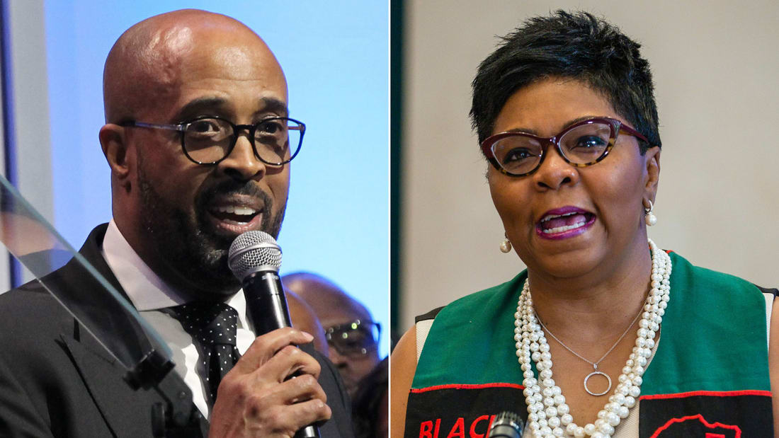 African American pastors call for equal treatment for people of color in coronavirus response