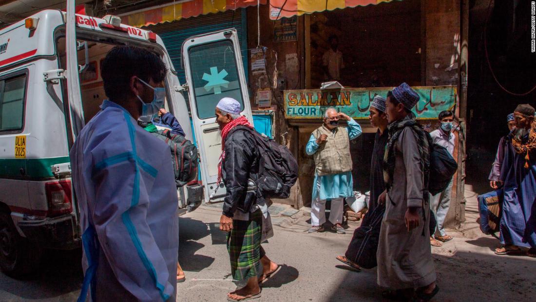 Covid-19 amplifies prejudices against India's Muslims