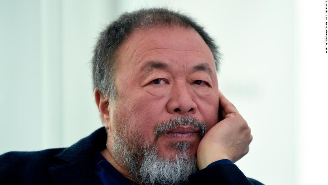 Dissident artist Ai Weiwei says virus has only strengthened China's 'police state'