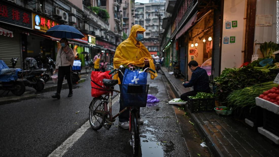 Wuhan is on a slow path back to normality after 76-day coronavirus lockdown