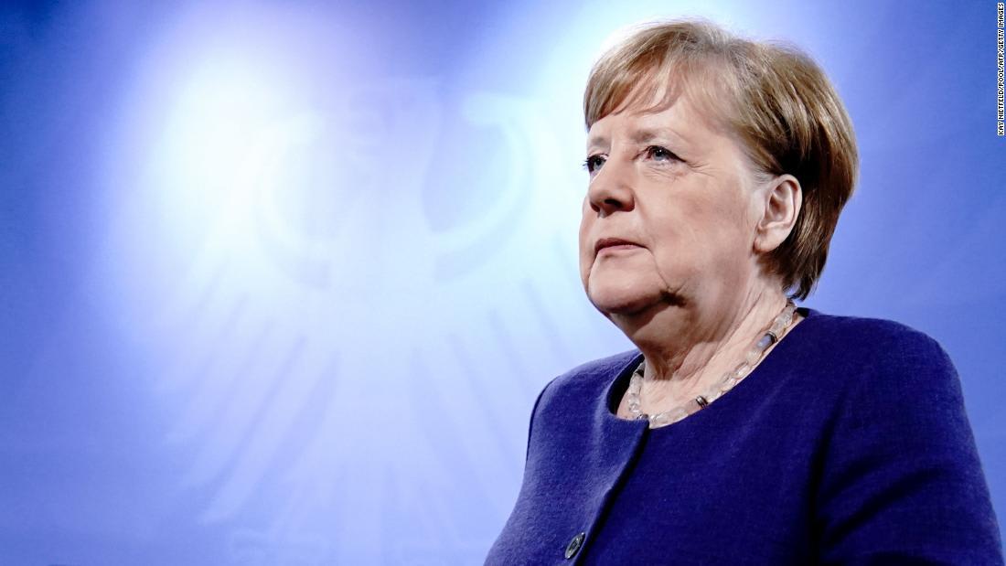 How coronavirus saved Angela Merkel's legacy