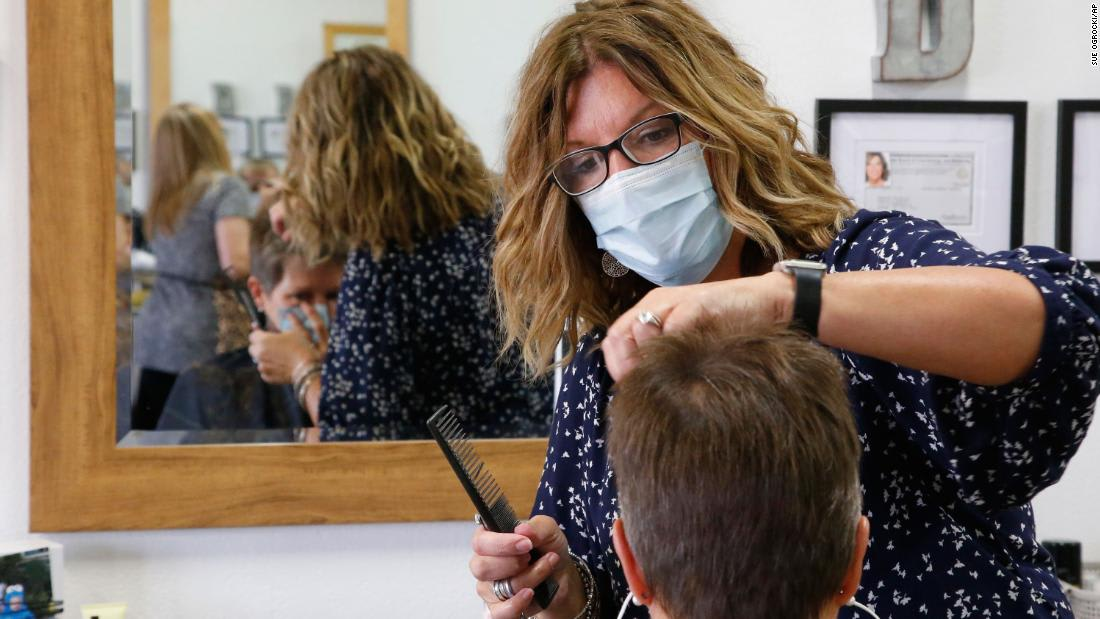 More than half of the country goes into first weekend with loosened coronavirus restrictions