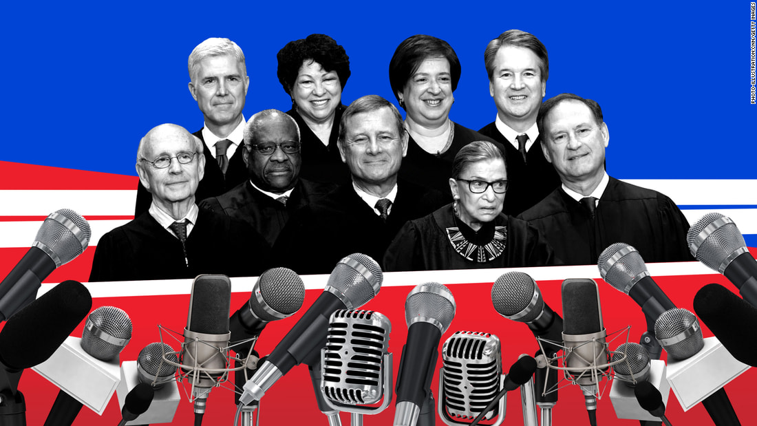 'Oyez! Oyez! Oyez!' The Supreme Court is live on the air