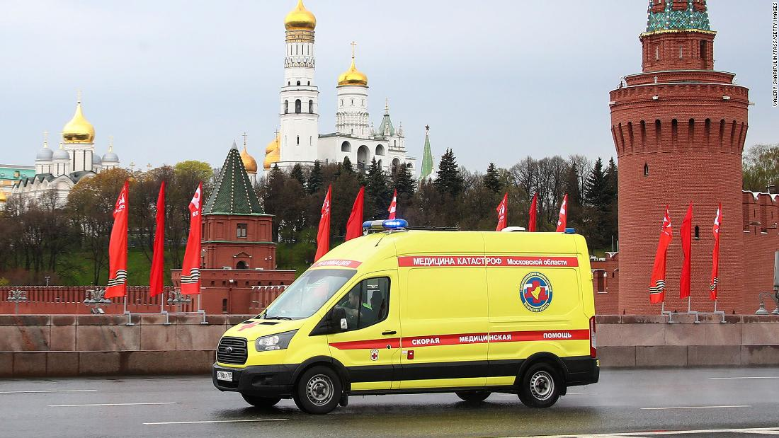 Three Russian doctors fall from hospital windows, raising questions amid coronavirus pandemic