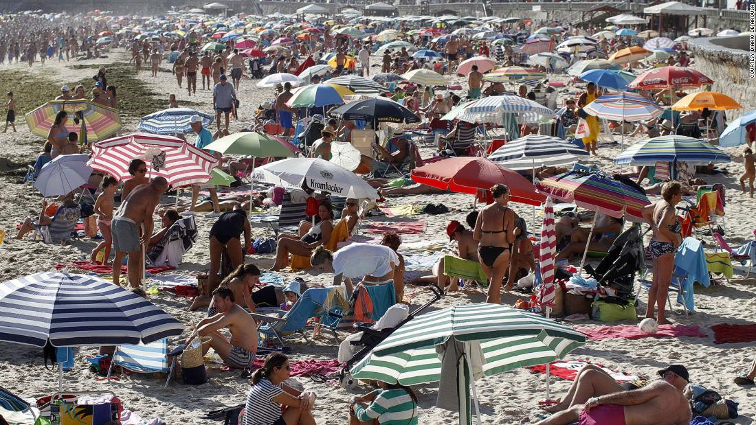 You might need a reservation for the beach this summer