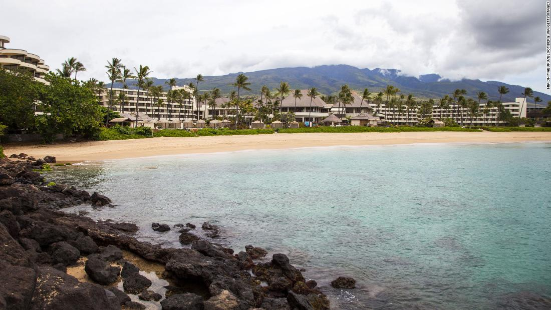 Trapped in paradise: Breaking quarantine could mean prison time for tourists in Hawaii
