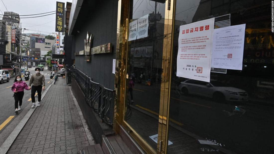 Virus outbreak linked to Seoul clubs stokes homophobia