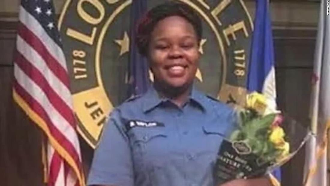 Breonna Taylor death: Detective who applied for warrant put on administrative reassignment