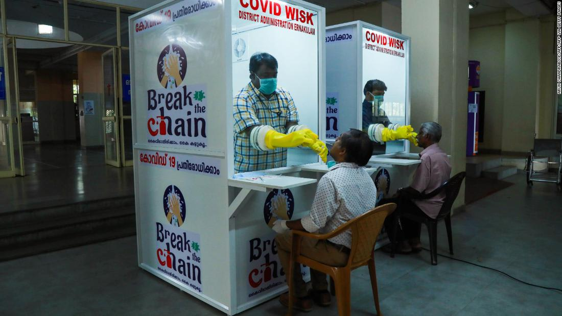The way these states handled coronavirus shows India's vast divide
