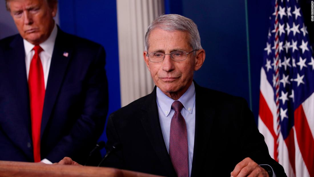 Fauci conspicuously stops doing TV interviews as White House moves to reopen economy