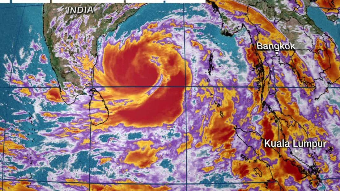 India and Bangladesh are already suffering with coronavirus. Now a super typhoon is heading their way