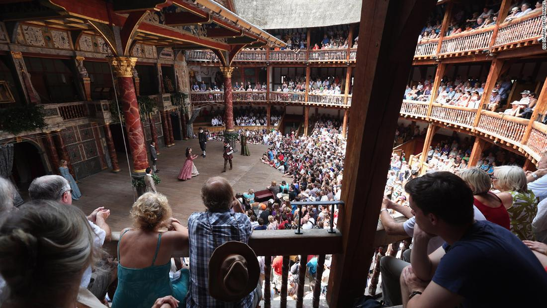 Shakespeare's Globe theater faces permanent closure due to Covid-19 lockdown