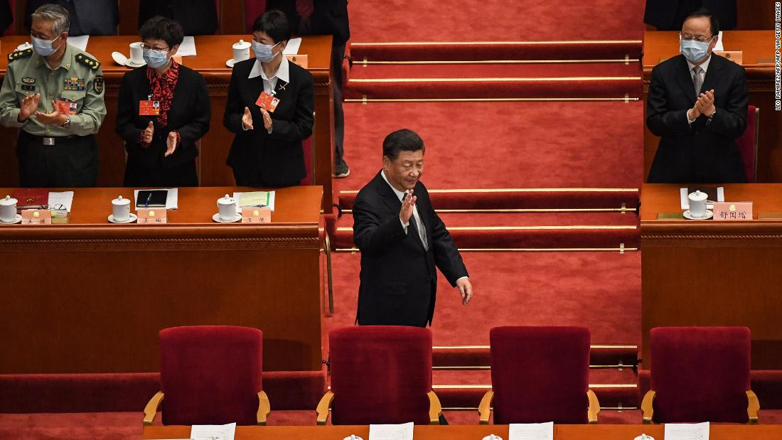 China prepares to stage parliamentary meeting as leaders look to send message of national unity