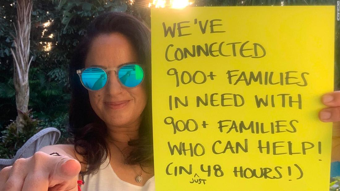 A new social movement is helping connect those who need help with those who can help