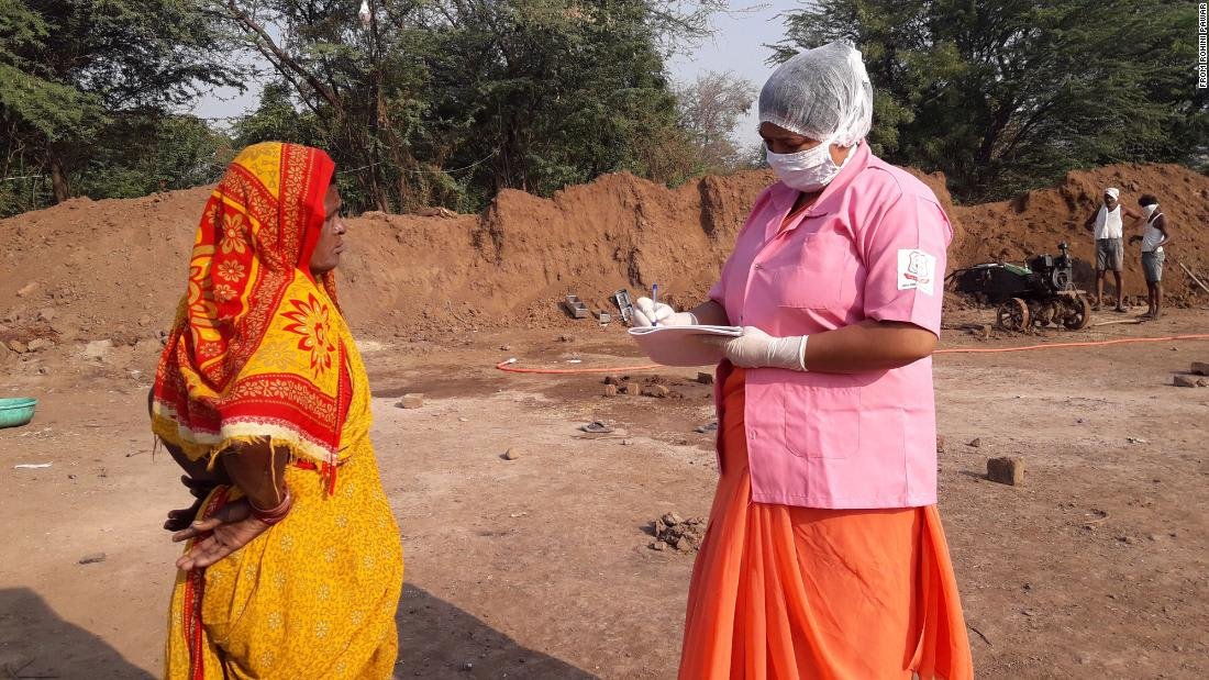 India's rural healthcare workers push for more coronavirus pay