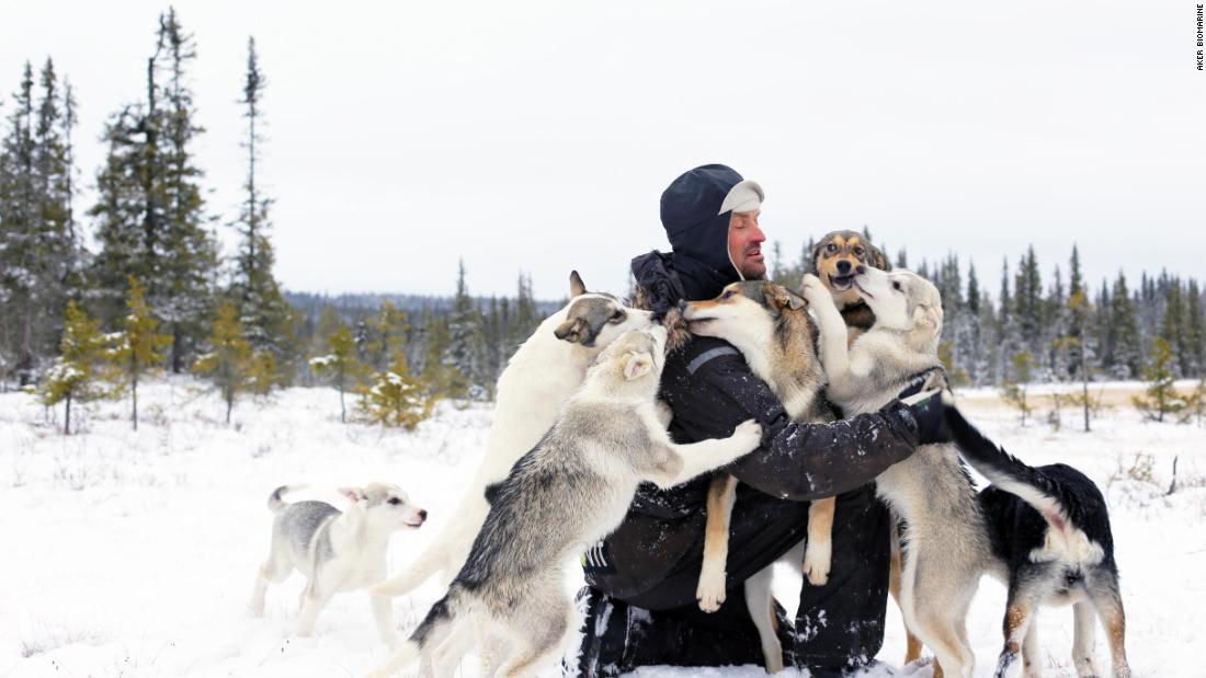 Historic plane to transport dog musher back home after Norwegian left stranded in Alaska